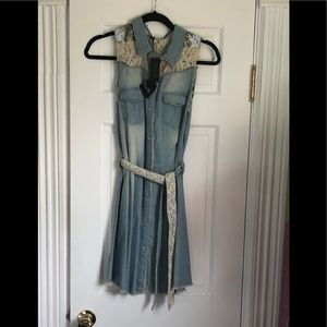 Miss Me Denim Dress